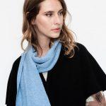 Envie d'une echarpe cachemire : la sélection des meilleures modèles d'écharpes